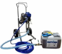 Electric Grout Pump Kit for Hyperflex