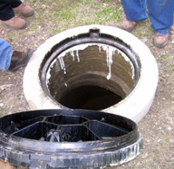 New Manhole Installation