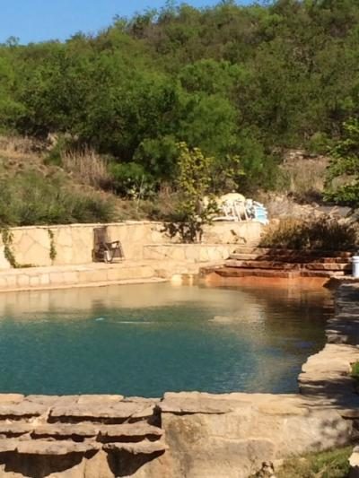 HyperFlex Fixes Serious Leak in Partial Natural Swimming Pool